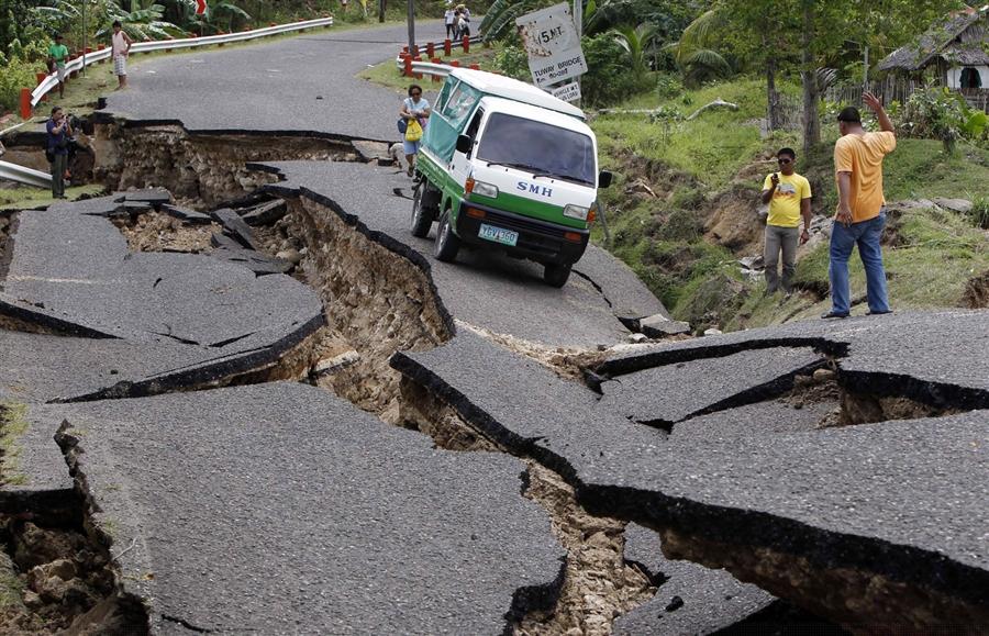 Pakistan Earthquake of M7.7 Strikes September 24, 2013